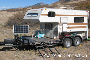 Portable Solar Battery Charging Systems For Rv S Boats